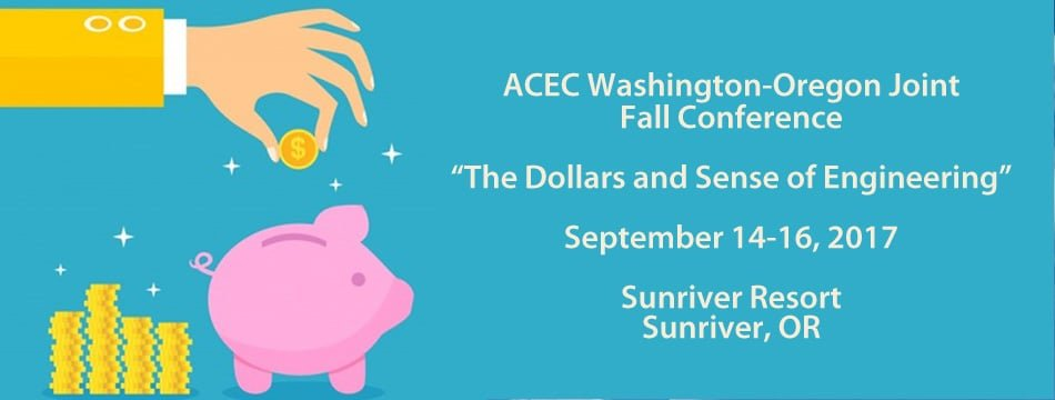 ACEC Washington-Oregon Joint Fall Conference 2017