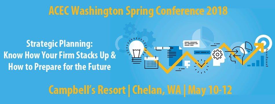 Spring Conference 2018 Banner