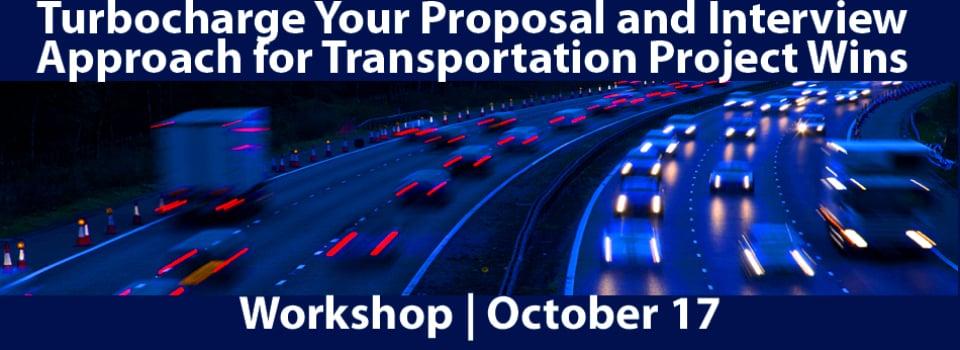 Transportation Wins Banner